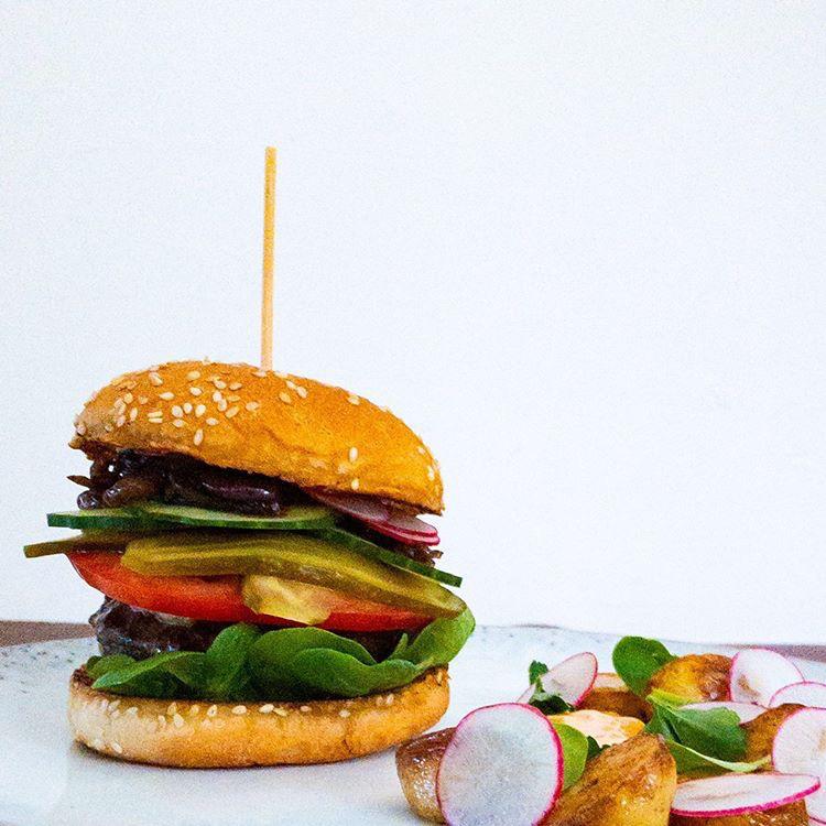Recept: broodje hertenburger