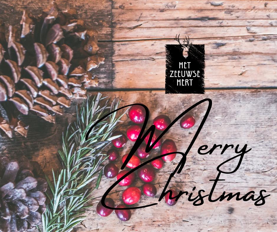 Fijne kerstdagen & een smaakvol kerstdiner!